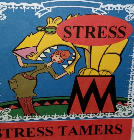 stress tamer girl